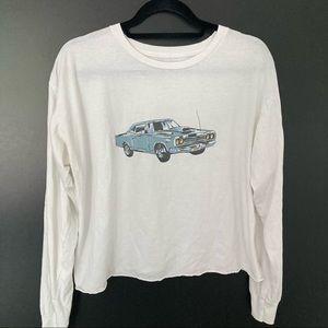 Brandy Melville , J. Galt long sleeve T-shirt,